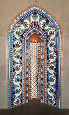 Muscat mosque